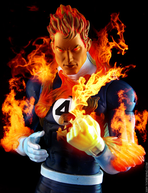 figura Human Torch