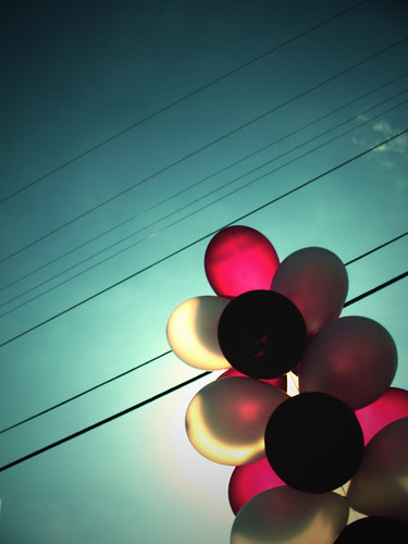 Balloons:  February 5, 2009