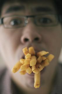 53/365 : mmmm... Fries