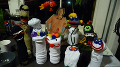 Sockpuppets galore