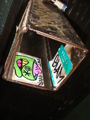 Enor DWT, Glam (iStealPics quits) Tags: graffiti bay sticks sticker stickers area glam stick slap slaps dwt enor enor1 enorone