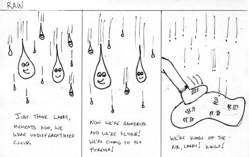 366 Cartoons - 024 - Rain