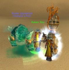 Warcraft player