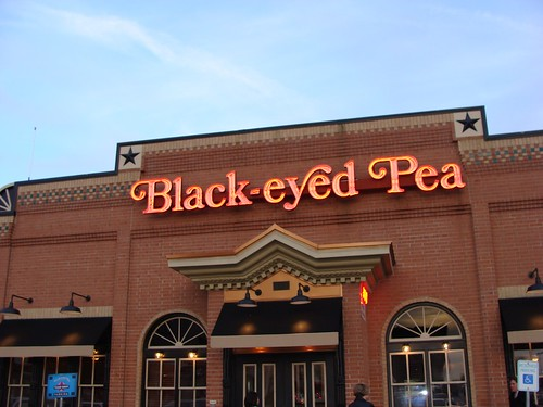 Black-eyed Pea
