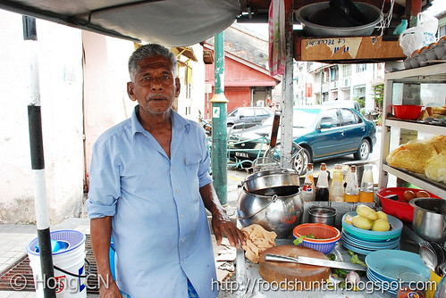 Mr. Raja - Mee Goreng Expert