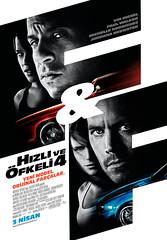 Hızlı ve Öfkeli 4 / Fast and Furious (2009)
