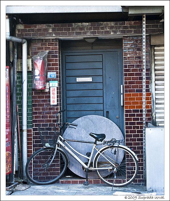Bicycle in Taipei