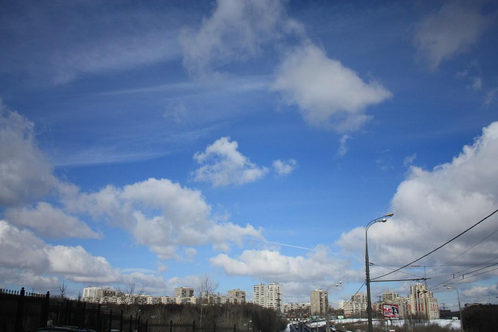фото: Moscow sky