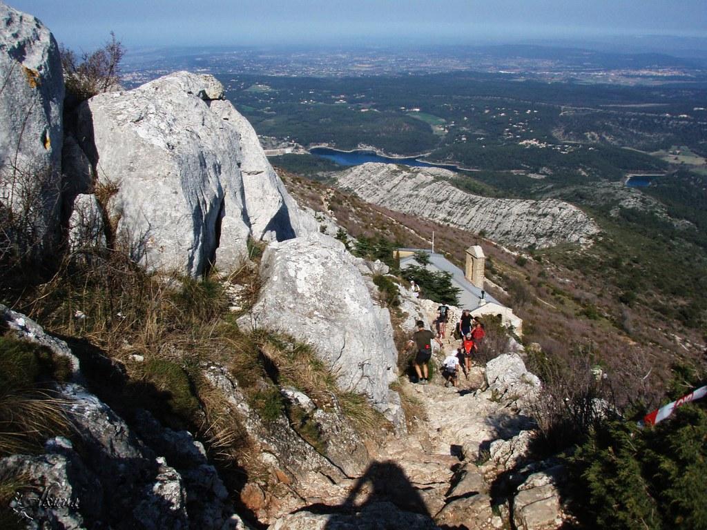 Trail Sainte Victoire 2009 (46)