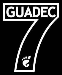 GUADEC#7 logo prototype
