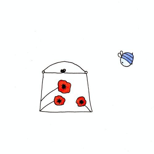 poppy purse
