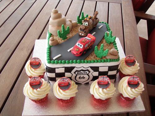 disney pixar cars cake design. Disney Pixar Cars cake