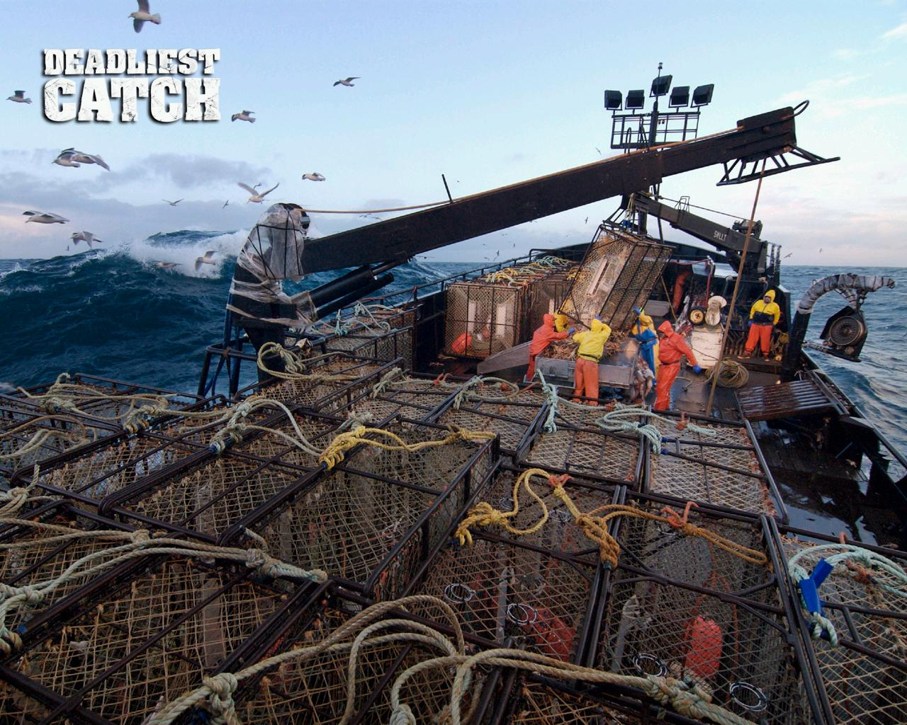 "Tonight's 'Deadliest Catch"" Episode: SHORT FUSES"