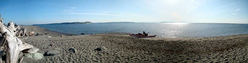 Island View Beach Pano