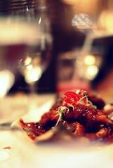 (M.LQtr) Tags: food fish focus bokeh weekend friday ml doha qatar chineese bokehs notextureadded mlqtr