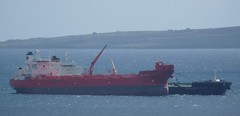 Another Ship-To-Ship Oil Crossload In Scapa Flow (orquil) Tags: scotland orkney transfer shipping tanker oiltanker sts scapaflow orcades petronordic shiptoship crossloading eurochampion2004