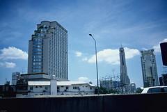 Thailand-18 (jykthemuse) Tags: city travel sky film nikon asia kodak bangkok 100 nikkor e100vs fis joon fe2 35mmf2    jykthemuse  joonyoungkim