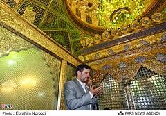 ahmadinejad (93) (Revayat88) Tags: ahmadinejad حرم زیارت احمدینژاد حج دکتراحمدینژاد