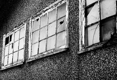 Finely Aged Windows