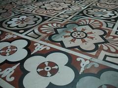 Duomo Floor in Milan, Italy