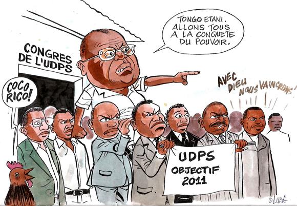 L'UDPS annonce sa participations aux prochaines élections