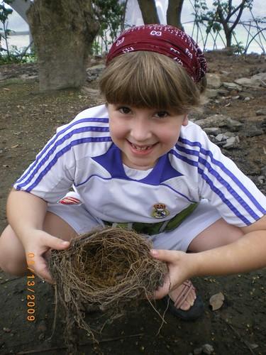 sprite with nest