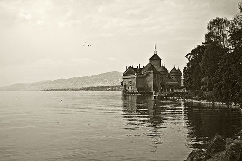 Chillon Castle #2