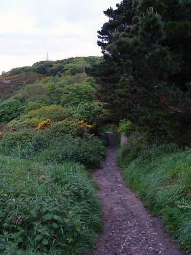 Dalkey Hill Rainy 053