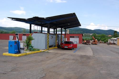 Coolste Tankstelle der Welt