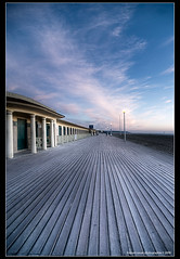 france: les planches (Romain sauze...come back ..) Tags: sunset mer france soleil plage hdr planche deauville francelandscapes theunforgettablepictures romainsauze