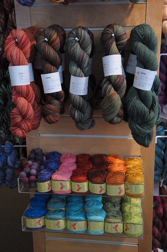 New yarns!
