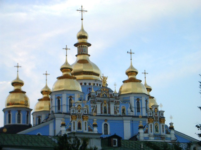 St Michael, Kiev