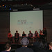"""Panelists from the film """"Design by the Book"""" dir. by James Murdock with moderator Grace Bonney"""