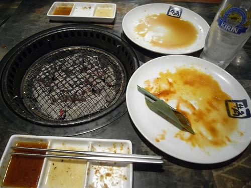 『炭火焼肉酒家 牛角(香芝店)』@運転代行無料-09