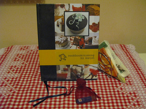 Cookbookcrossing gamering - cover