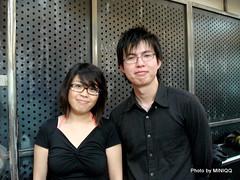 李小米&Alvin@plurk 噗浪慶生派對