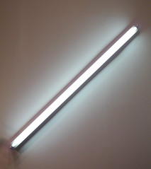 Dan Flavin, Diagonal of May 25, 1963