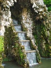 Villa Reale di Marlia - in garden at Teatro dAcqua Fontane near villa - 2