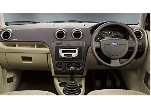 Ford Fusion DashBoard Interior Photo