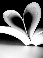 The Book Of Love (SwEeTcHy) Tags: shadow bw white black love blanco book heart amor negro libro sombra bn corazon letras beautifulphoto platinumphoto aplusphoto platinumheartaward flickrestrellas