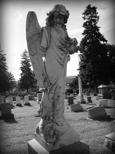Cemetary Angel 5