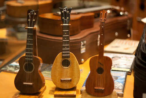 Uncle Bob's Ukeleles