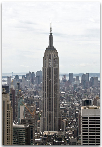 Empire State Building, Manhattan, New York, USA, by jmhdezhdez