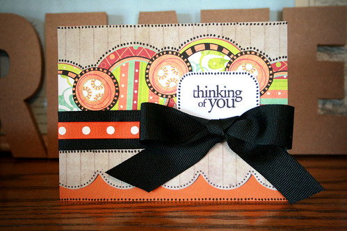 *Thinking of You* card