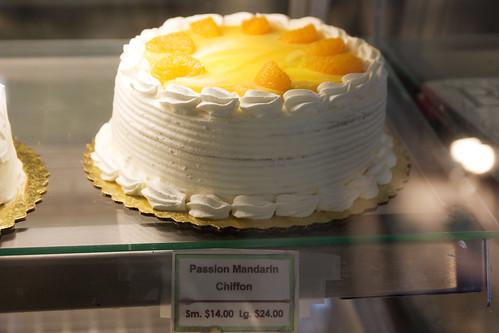 Passion Mandarin Chiffon