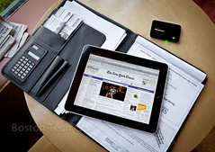 iPad's best friend (Louis Abate) Tags: apple coffee table portable personal internet review coffeeshop roadtrip starbucks wifi hotspot verizon newyorktimes roadwarrior examiner nytimescom mifi ipad consumerelectronics bostontechgear