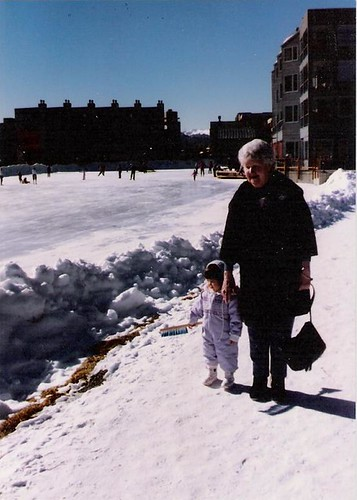 Grandma & Cadie