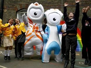 OLYMPICS Mascot 174882
