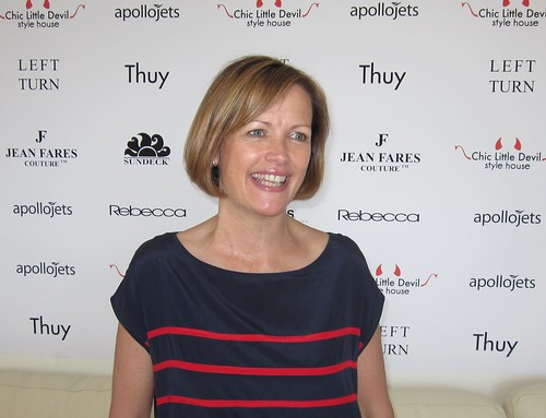 Louise Chater, First Movies CEO, Cannes Film Festival