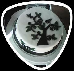 Baum- Torte (Tortenwahn) Tags: marzipan kuchen torte fondant gebck ss buttercreme motivtorte tortenwahn mottotorte mottotorten